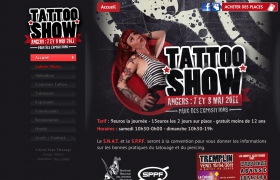 Angers Tattoo Show