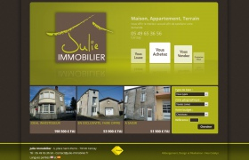 Julie Immobilier